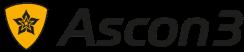 Ascon3 Logo